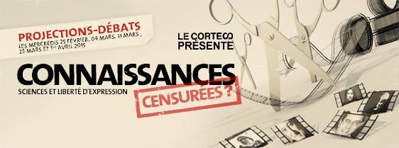 affiche conférence du cortecs à Grenoble